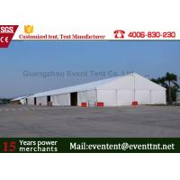 China Large Capacity luxury Camping tents A Frame Tent with Long Life Span Best Selling on sale