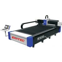 500W IPG  laser cutting machine 0.5-3mm stainless steel plate cutting machine Manufactures