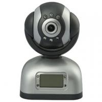 China Mini COMS 640*480 VGA MJPEG Night Vision IP Cameras with Realtime Recording on sale