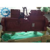 Red Komatsu PC300 Excavator Specs Piston Type Hydraulic Pump K5V140DTP-9N29 Manufactures