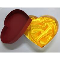 Heart Shaped Blister Paper Packing Box / Cardboard Packaging Boxes Manufactures