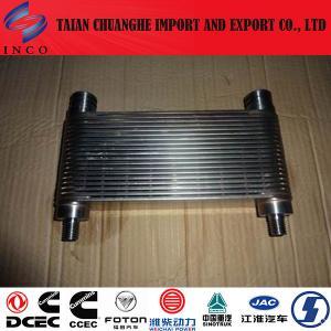 China Cummins oil cooler 3635074,CUMMINS ENGINE PARTS on sale