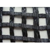 Fiberglass Biaxial Geogrid Reinforcing Fabric Corrosion Resistance For Road