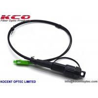 Huawei Mini SC APC Connector Fiber Optical Patch Jumper With FTTH Drop Patch Cable Manufactures
