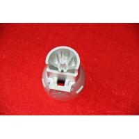 Silver Anodize High Precision CNC Machining Parts For LED Housing / Lamp Body Manufactures