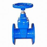 Soft Seal Gate Valve with Ductile Iron Body Material Manufactures