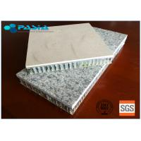 Polished 20mm Thickness Honeycomb Stone Panels Lightweight Aluminum Panels Manufactures