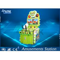China Playroom Electric Kids Coin Operated Game Machine Fruit Rebellion redemption game on sale