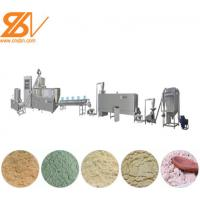 Full Automatic Baby Food Making Machine Twin Screw Baby Food Processing Equipment Manufactures