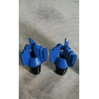 Forging PDC Drill Bit 3 Wings API Standard Tungsten Carbide For Mining Drilling Manufactures