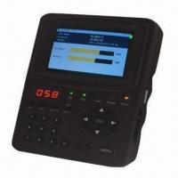 3.5 Inches Portable Digital Satellite Finders, Supports DVB-S/S2 Signal, LED Display, Monitor Manufactures