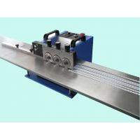 PCB Depanelizer With High Speed Steel Blades For LED Strip Cutting Manufactures