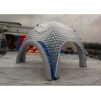 Customized Inflatable Event Tent / Spider Tent / Inflatable Marquees 6m With Side Walls Manufactures