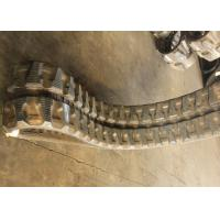China Excavator Rubber Kubota Replacement Tracks Lightweight With 84 Link on sale