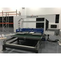 Full Automatic Horizontal Cutting Profile Foam Cutting Machine Polystyrene CNC Cut Machine Manufactures