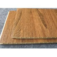 Bamboo WPC Wall Panel , Interior Decorative Integrated Wallboard Panel Manufactures