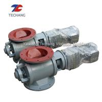Industrial Discharge The Materials Tool Heavy Duty Cement Airlock Rotary Valve Manufactures