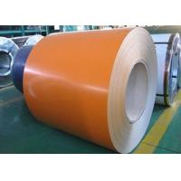 Size Customized Color Coated Aluminum Coil 1050 3003 1100 3105 2.3 Ton - 8 Ton Weight Manufactures