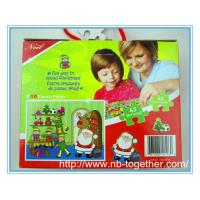 Gaint 3D paper Christams puzzle for kids Manufactures
