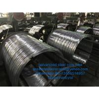 High Carbon Wire Rod Galvanized Steel Core Wire For Turkey To Penguin Manufactures