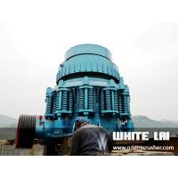 China Marble 200TPH Quarry Symons Cone Crusher , 1296mm Cone Concrete Crusher on sale