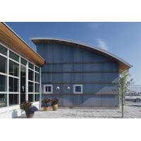 Thermal Isulated Colored Fiber Cement Board For Exterior Use Eco Friendly Manufactures