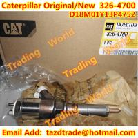 Caterpaillar Original and New Injector 326-4700 for CAT 320D Excavator D18M01Y13P4752 Manufactures