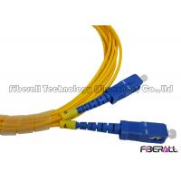 Premium High Return Loss optical fiber patch cord LC To SC Patch Cord For