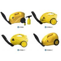 Mini Household electric high pressure water cleaners 1200W Power Manufactures