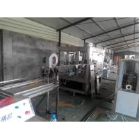 Automatic Mineral Water Bottle Filling Machine , Pure Water Filling And Sealing Machine Manufactures