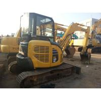 Original japan Used Komatsu Mini Digger PC55MR-2 For Sale New zealand Manufactures