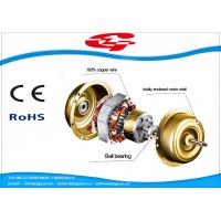 Ball Bearing Ac Fan Motor Replacement For Home Appliance / Ac Capacitor Motor Manufactures
