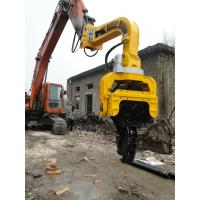 High Frequency Hydraulic Vibratory Pile Hammer Excavator Mounted Pile Driver Manufactures
