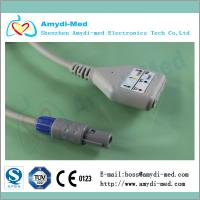 Quality Creative ecg cable, Creative ecg trunk cable, lemo 6 pins for sale
