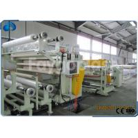750-2000mm PP PE Plastic Sheet Making Machine / Extrusion Line Double Screw Manufactures