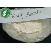99% Purity Steroid Powder Boldenone Acetate For Fat Loss CAS 2363-59-9 Manufactures
