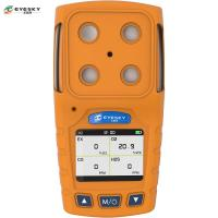 Portable H2s Single Gas Detector TFT Display By Combustible Gas Alarm Control System Manufactures