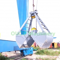 3 CBM mechanical Grab For Excavator Manufactures