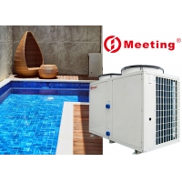 Buy cheap 42KW Swimming Pool Heater With Anti Corrosion Heat Exchanger from wholesalers