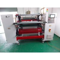 China Fax Paper, ATM Paper slitting and rewinding machine, Log roll slitting machine on sale