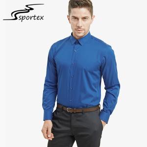 Classic Collar Slim Fit Cotton Shirts 100% Long Staple Cotton Poplin Material Manufactures