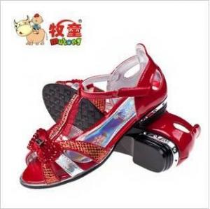 China Children Sandals shoes - Girls summer shoes Girls Sandals baby girl shoes kids sandal shoes on sale