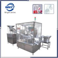 Automatic VC Effervescent Effervescent Tablets into tube Packaging machine (BSP-40) Manufactures