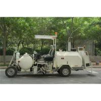 China Big-size Driving Airless Cold Paint Road Marking Machine on sale
