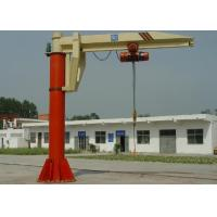 0.5 T ~20 T Cantilever Slewing Jib Crane With Swivel 360 Degree For Warehouse Manufactures