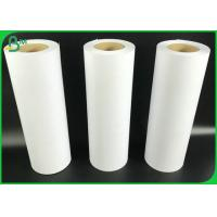 China 100% Natural  White Color CAD Plotter Paper Roll With A0 A1 A2 Size on sale
