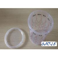 Buy cheap Disposable Mixing Painting Bottle Auto 400ml Nylon cup Logo customize print on body from wholesalers