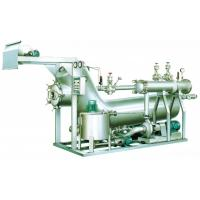 Double Fluid Flow Textile Dyeing Machinery With Stainless Steel Cylinder Manufactures