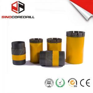 Single Tube T2- 46 T2-76 T2 - 86 T2-101 Abrasive Hard Rock Used Diamond Drill Bits Manufactures
