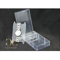 Custom Packaging Boxes / Plastic Packaging Boxes For Watch Gift